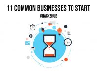 11 Common Businesses to Start