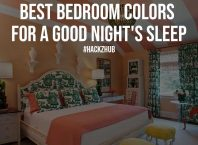 Best Bedroom Colors For A Good Nights Sleep