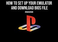 How to Set Up Your Emulator and Download BIOS File