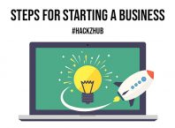Steps for Starting a Business