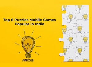 Top 6 Puzzles Mobile Games Popular in India